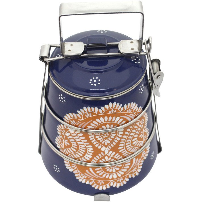 fair trade ceramic tiffin lunchbox