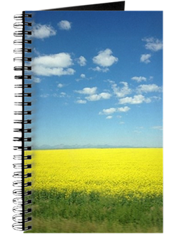 Canola Field journal