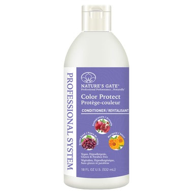 organic color protect hair care