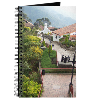 Monserrate Colombia journal