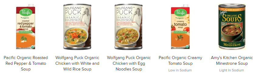organic soup online in Canada